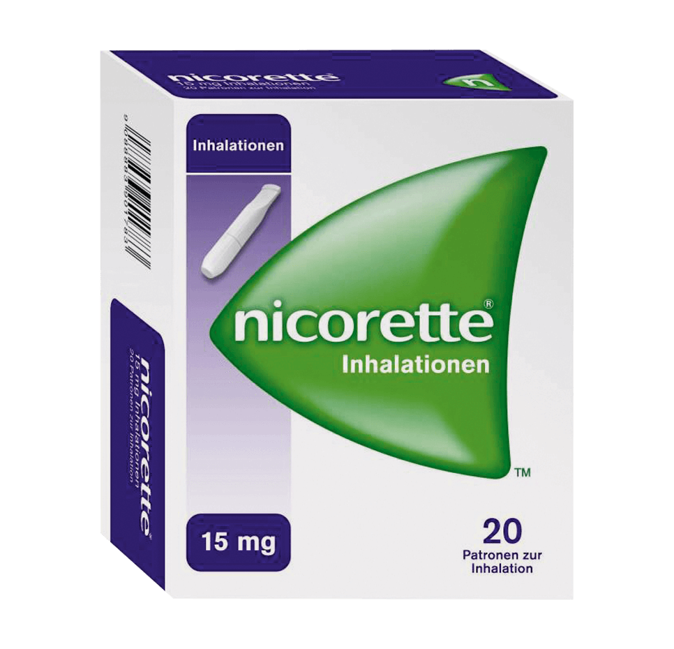 NICORETTE® Inhalationen